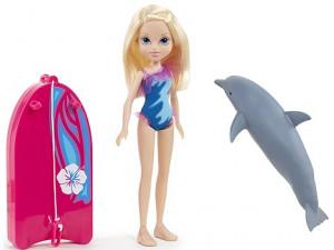 Moxie Кукла с плавающим дельфином, Эйвери