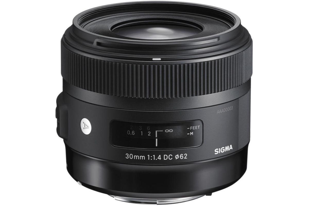Sigma AF 30mm f/1.4 DC HSM Art Nikon F