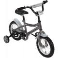 Leader Kids велосипед двухколесный (СЕРЫЙ)