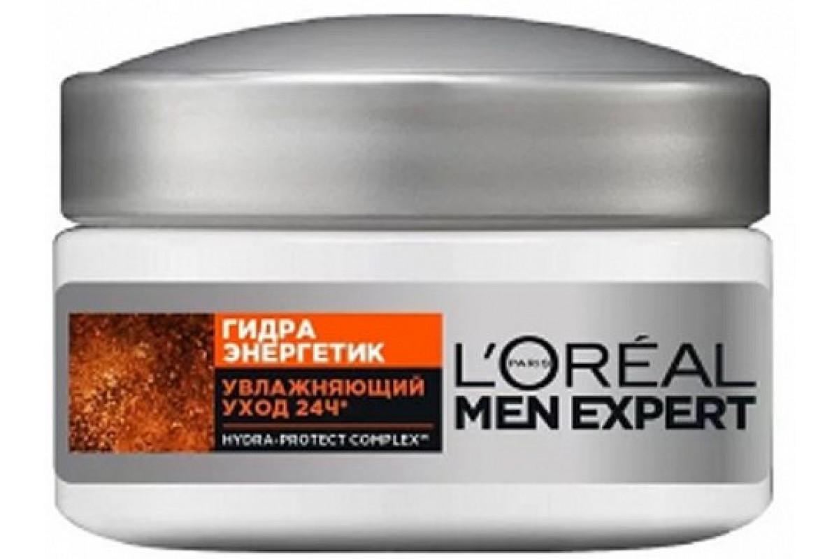 L'Oreal Men Expert Уход для лица увлажняющий Гидра энергетик 50мл