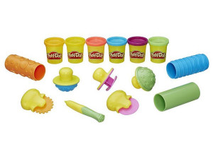 Play-Doh Текстуры и инструменты игровой набор Hasbro