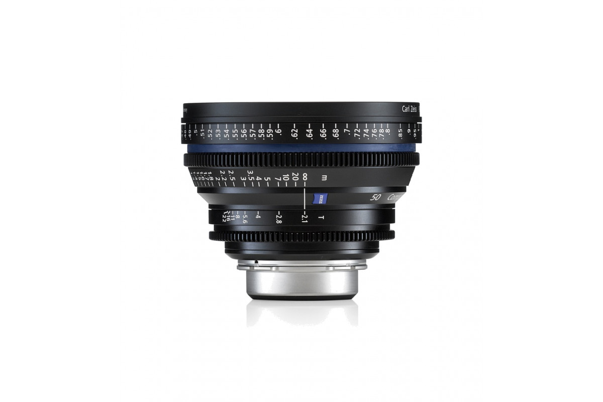 Carl Zeiss CP.2  2.1/50 T* - metric PL