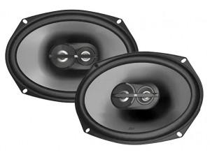 Колонки автомобильные JBL CS769 210Вт 94дБ 4Ом 15x23см (6x9дюйм) (ком.:2кол.) коаксиальные трехполосные