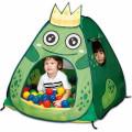 Calida 687 - детская палатка с шариками царевна-лягушка