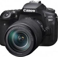 Новая универсальная зеркалка от Canon: EOS 90D
