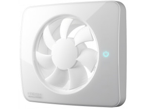 Вентилятор вытяжной INTELLIVENT Ice White