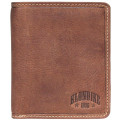 Бумажник Klondike «Jamie», цвет коричневый, 9x10,5 см