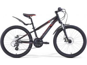 Велосипед Merida Matts J24 Marathon SL Black/Red/Grey (2017) (31214)