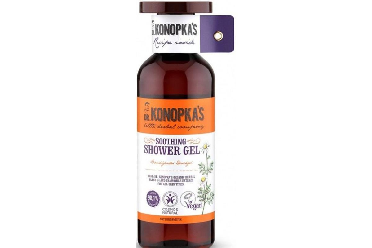 Dr.Konopka`s Гель для душа «Успокаивающий» 500 мл