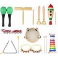 Набор ударных музыкальных инструментов для детей