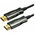 Кабель Wize HDMI (m) - HDMI (m) ver. 2.0 30м. (AOC-HM-HM-30M) Оптический
