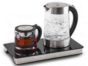 Чайник электрический Kitfort КТ-635 черный