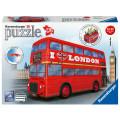 Пазл Ravensburger 3D Лондонский автобус 12534, 216 дет.