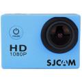 Экшн камера SJCAM SJ4000, синяя