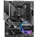 Материнская плата MSI MAG B550 TOMAHAWK Soc-AM4 AMD B550 4xDDR4 ATX AC`97 8ch(7.1) 1 x 2.5Gigabit + Gigabit Ethernet RAID+HDMI+DP