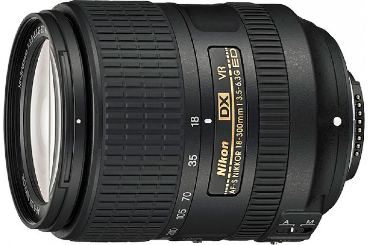 Nikon 18-300mm f/3.5–6.3G AF-S DX ED VR
