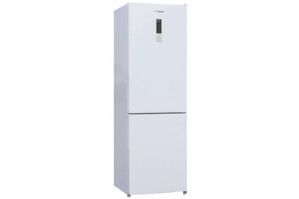 Холодильник Shivaki BMR-1851DNFW белый (двухкамерный)