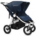 Bumbleride Indie Twin - прогулочная коляска для двойниMaritime синий