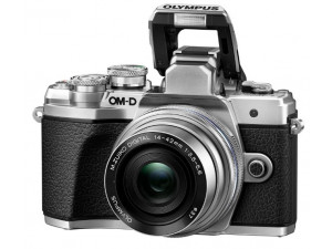 Фотоаппарат Olympus OM-D E-M10 III kit 14-42 EZmm f/3.5-5.6, серебро