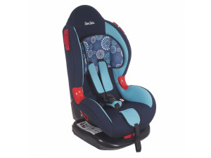 BamBola Navigator - детское автокресло 9-25 кг одуванчик синие-бирюзовый
