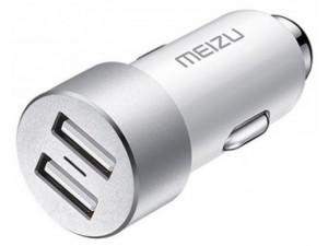 АЗУ Meizu Car Charger 17w белый
