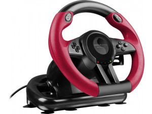 PC Руль Speedlink Trailblazer Racing Wheel for PS4, Xbox One, PS3, ПК (SL-450500-BK)