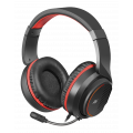 Игровая гарнитура Defender Apex черный+красный, провод 1.8 м