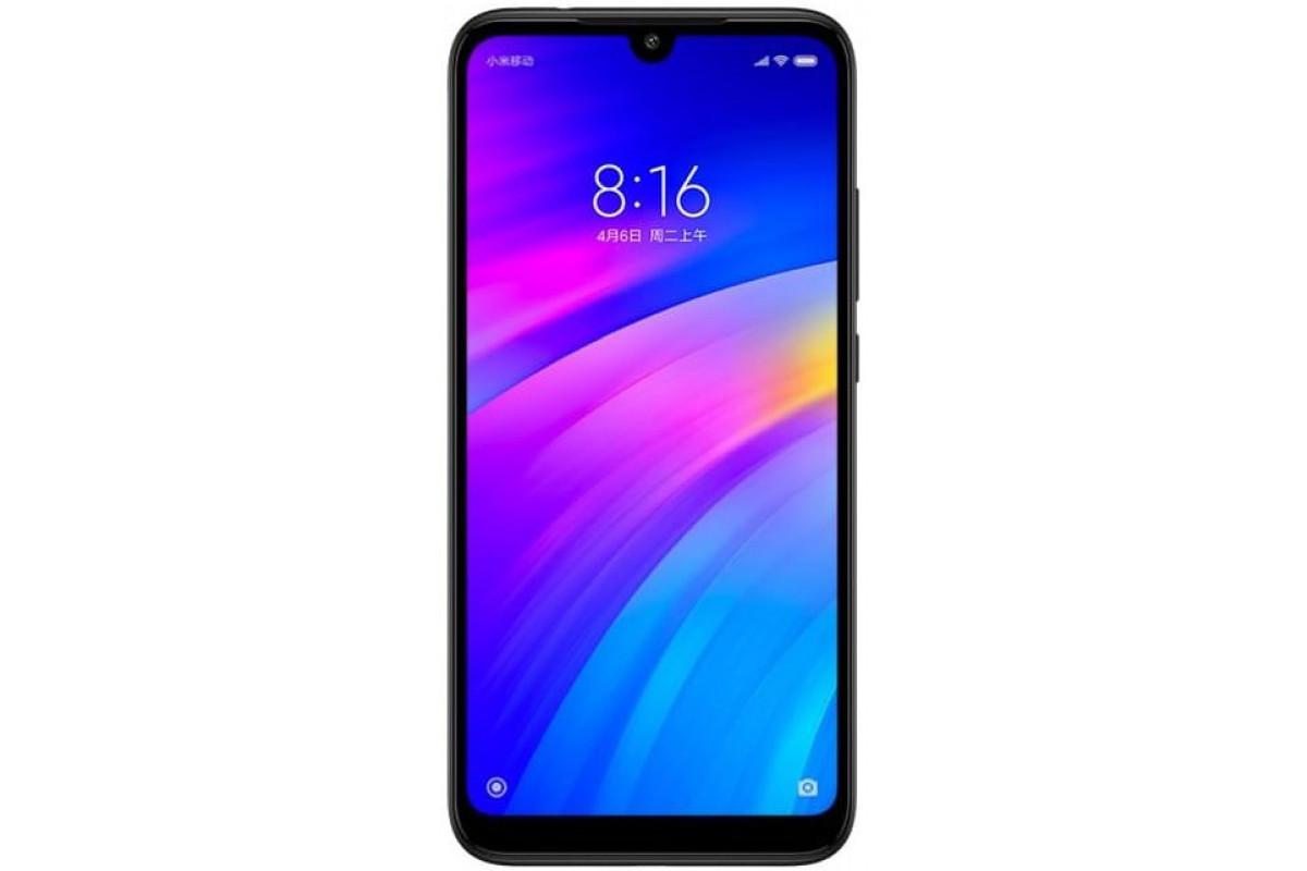 Смартфон Xiaomi RedMi 7 3/32Gb Черный