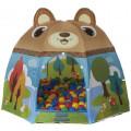 Calida палатка с шариками Мишка