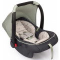 Happy Baby Skyler V2 - автокресло детское 0-13 кг black