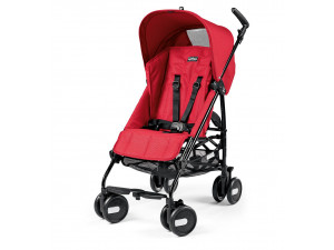 Peg-Perego Pliko Mini - коляска прогулочная Mod red (красный)