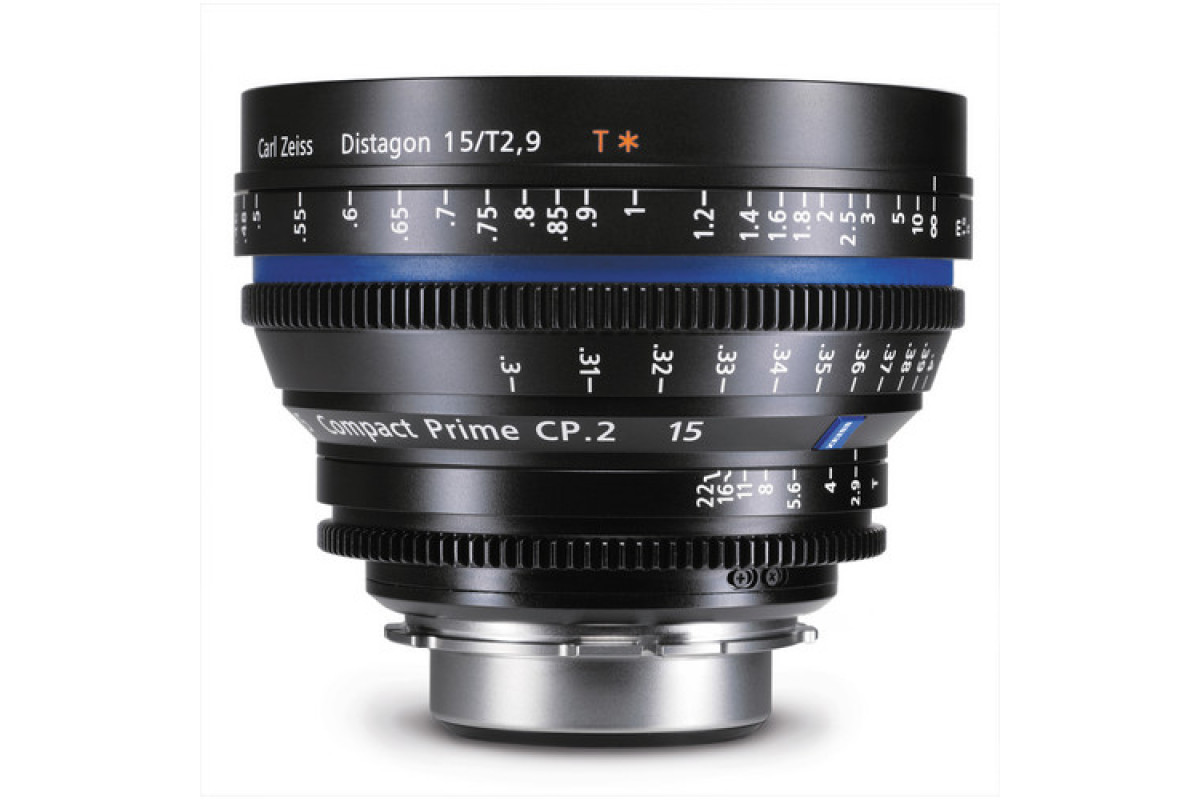 Carl Zeiss CP.2  2.9/15 T* - metric PL