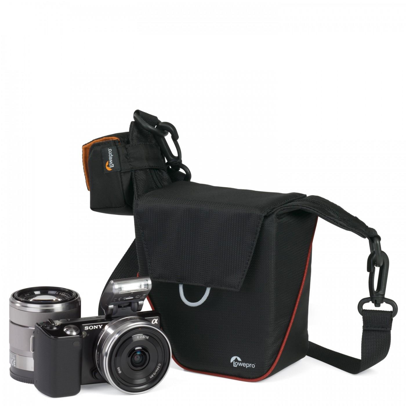 фотосумка Lowepro Compact Courier 70 черный