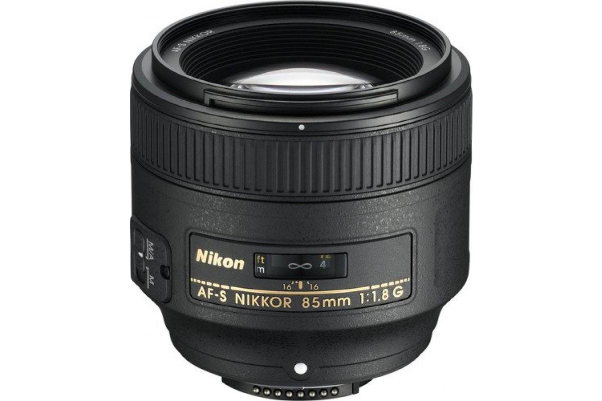 Nikon 85mm f/1.8G AF-S Nikkor X8557