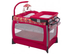 Chicco Lullaby Baby - кровать-манеж Race