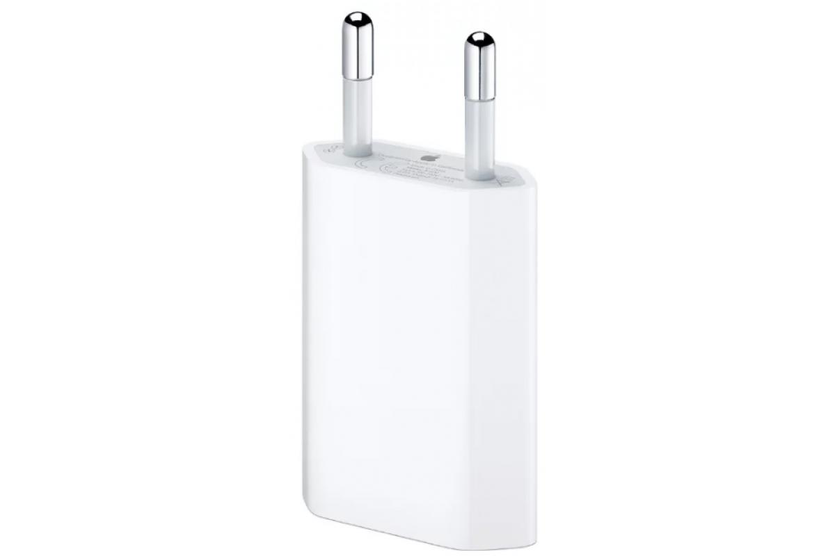 Сетевое зарядное устройство Apple MD813ZM/A, белый