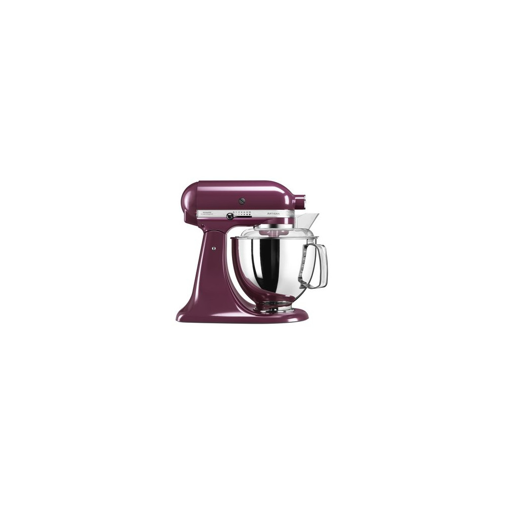 Миксер планетарный KitchenAid Artisan 4.8л 5KSM175PSEBY (фиолетовый)