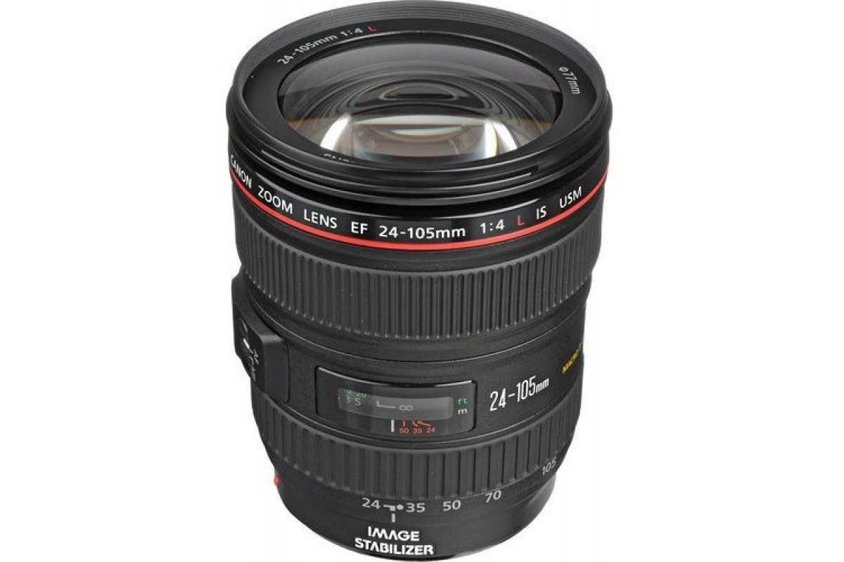 Canon EF 24-105mm f/4L IS USM X7134