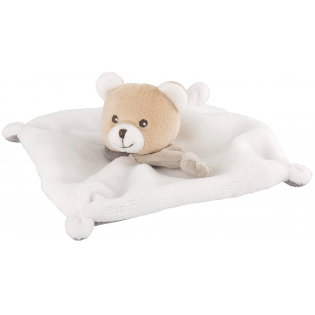 """Игрушка мягкая Chicco """"Медвежонок Doudou с одеяльцем"""""""