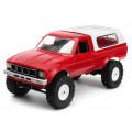 Автомобиль внедорожник WPL C24 4WD, красный