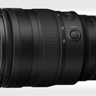 NIKKOR Z 24-70mm F2.8 S для полнокадровых зеркалок с новым внутренним покрытием ARNEO