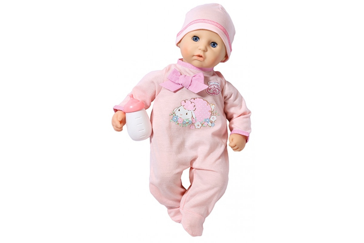 Baby Annabell Кукла с бутылочкой, 36 см, дисплей Zapf Creation 794-463