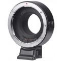 Адаптер Viltrox EF-FX1 для объективов Canon EF на байонет беззеркальных Fuji X-mount