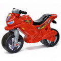 Racer RZ 1- каталка-мотоцикл беговел красный