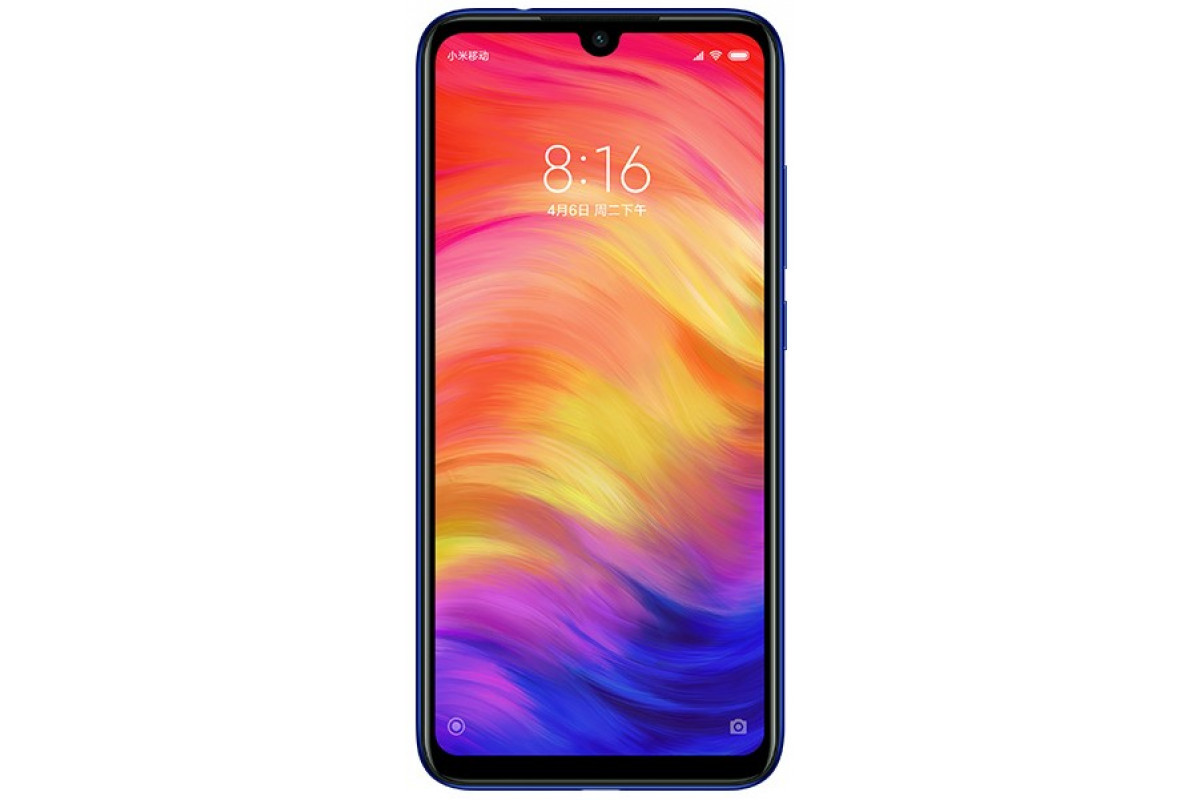 Смартфон Xiaomi Redmi Note 7 4/128GB Синий