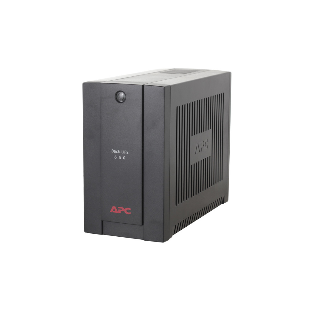 ИБП APC Back-UPS 650VA AVR 230V CIS 650VA 390W, BX650CI-RS
