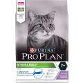 Корм для стерилизованных кошек старше 7 лет ProPlan Sterilised, индейка, 10 кг new