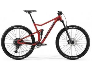 """Велосипед Merida One-Twenty 9.600 Red (Black) 2019 L(19"""")(89135)"""