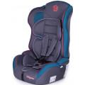 Baby care Upiter Plus - детское автокресло 9-36 кг Голубой/Серый (Navy/Grey)