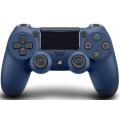Геймпад Sony Dualshock 4 (ver.2), тёмно-синий